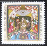 Poštovní známka Rakousko 1994 Vánoce, umění Mi# 2144