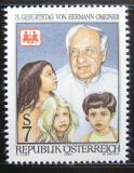 Poštovní známka Rakousko 1994 Hermann Gmeiner Mi# 2128