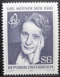 Poštovní známka Rakousko 1978 Lise Meitner Mi# 1588