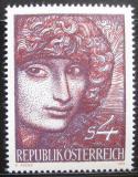 Poštovní známka Rakousko 1982 Umění, Ernst Fuchs Mi# 1727