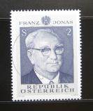 Poštovní známka Rakousko 1969 Prezident Franz Jonas Mi# 1315