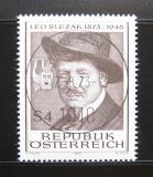 Poštovní známka Rakousko 1973 Leo Slezak, tenor Mi# 1419