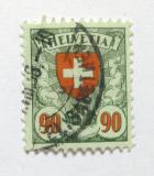 Poštovní známka Švýcarsko 1934 Státní znak Mi# 194z