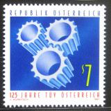 Poštovní známka Rakousko 1997 Technická měření Mi# 2225