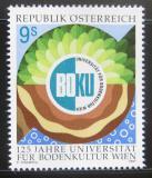 Poštovní známka Rakousko 1997 Zemědělská univerzita Mi# 2230