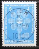 Poštovní známka Rakousko 1979 Konference vědy a techniky Mi# 1616