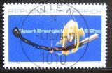 Poštovní známka Rakousko 1979 Šetři energiemi Mi# 1622
