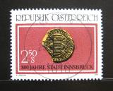 Poštovní známka Rakousko 1980 Pečeť Innsbrucku Mi# 1647
