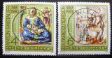 Poštovní známky Rakousko 1987 Umění Mi# 1874-75
