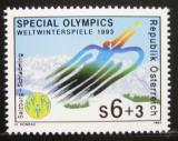 Poštovní známka Rakousko 1993 ZOH postižených Mi# 2091