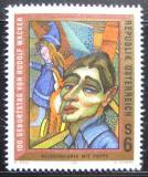 Poštovní známka Rakousko 1993 Umění, Rudolf Wacker Mi# 2103