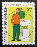 Poštovní známka Rakousko 1993 Dětská práva Mi# 2093