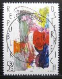 Poštovní známka Rakousko 1993 Moderní umění Mi# 2110