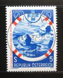 Poštovní známka Rakousko 1982 Záchranná služba Mi# 1698
