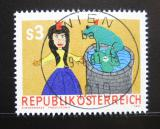 Poštovní známka Rakousko 1981 Dětská kresba Mi# 1674