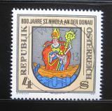 Poštovní známka Rakousko 1981 St.Nikola an der Donau, 800. výročí Mi# 1693