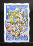Poštovní známka Rakousko 1999 MS v lyžování Mi# 2272