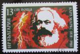 Poštovní známka Bulharsko 1988 Karel Marx Mi# 3656
