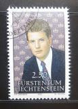 Poštovní známka Lichtenštejnsko 1992 Princ Alois Mi# 1053