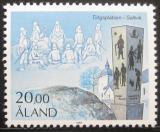 Poštovní známka Alandy 1986 Artefakty Mi# 18 Kat 8.50€