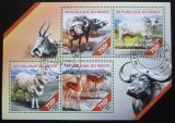 Poštovní známky Niger 2014 Fauna Mi# 2815-18 Kat 12€