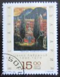 Poštovní známka Bulharsko 1996 Umění, Lavrenov Mi# 4264