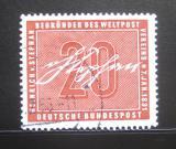 Poštovní známka Německo 1956 Heinrich von Stephan Mi# 227