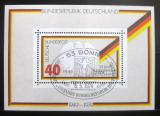 Poštovní známka Německo 1974 Výročí republiky Mi# Block 10