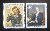 Poštovní známky Západní Berlín 1969 Osobnosti Mi# 346-47