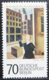 Poštovní známka Západní Berlín 1977 Výstava umění Mi# 551