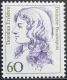 Poštovní známka Německo 1987 Dorothea Erxleben, lékařka Mi# 1332