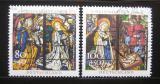 Poštovní známky Německo 1995 Vánoce Mi# 1831-32