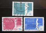 Poštovní známky Finsko 1967 Výročí nezávislosti Mi# 633-35