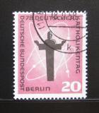 Poštovní známka Západní Berlín 1958 Den katolíků Mi# 180
