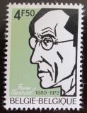 Poštovní známka Belgie 1972 Frans Masereel, rytec Mi# 1704