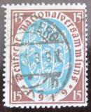 Poštovní známka Německo 1919 Národní shromáždění Mi# 108