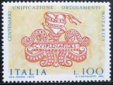 Poštovní známka Itálie 1975 Právní organizace Mi# 1500