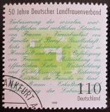 Poštovní známka Německo 1998 Ženy z venkova Mi# 1988