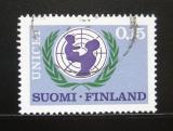Poštovní známka Finsko 1966 UNICEF Mi# 617