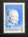 Poštovní známka Finsko 1970 Prezident Paasikivi Mi# 684