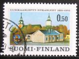 Poštovní známka Finsko 1970 Uusikaarlepyy, 350. výročí Mi# 679