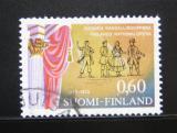 Poštovní známka Finsko 1973 Opera Mi# 740