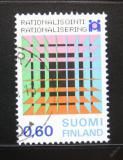 Poštovní známka Finsko 1974 Rok racionalizace Mi# 752
