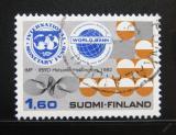 Poštovní známka Finsko 1982 Konference v Helsinkách Mi# 901