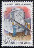 Poštovní známka Finsko 1984 Práce a dovednosti Mi# 943