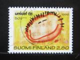 Poštovní známka Finsko 1996 UNICEF, 50. výročí Mi# 1331