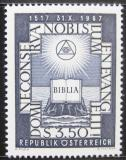 Poštovní známka Rakousko 1967 Výročí reformace Mi# 1249