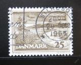 Poštovní známka Dánsko 1964 Krajina Mi# 425