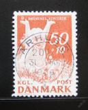 Poštovní známka Dánsko 1965 Šťastné děti Mi# 436