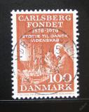 Poštovní známka Dánsko 1976 Emil Ch. Hansen Mi# 630